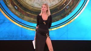 Alessia Marcuzzi dans l'Isola Dei Famosi - 20/02/19 - 03