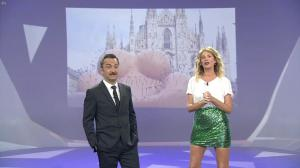 Alessia Marcuzzi dans le Iene - 09/04/19 - 03