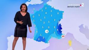 Anaïs Baydemir à la Météo du Soir - 25/03/19 - 05
