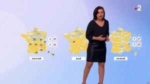 Anaïs Baydemir à la Météo du Soir - 25/03/19 - 06