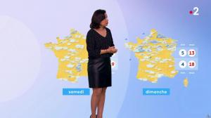 Anaïs Baydemir à la Météo du Soir - 25/03/19 - 07