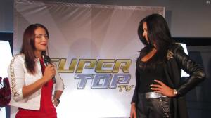 Andreia Camargo dans Super Top Tv - 22/10/17 - 02
