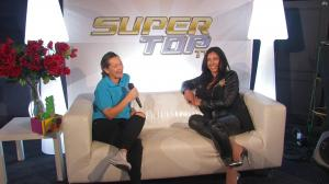 Andreia Camargo dans Super Top Tv - 22/10/17 - 05
