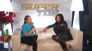 Andreia Camargo dans Super Top Tv - 22/10/17 - 06