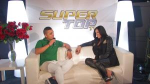 Andreia Camargo dans Super Top Tv - 22/10/17 - 08