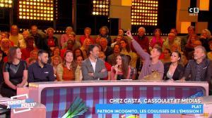 Anne Catherine Penichot dans Touche pas à mon Poste - 01/02/19 - 01