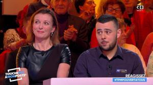 Anne Catherine Penichot dans Touche pas à mon Poste - 01/02/19 - 03
