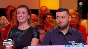 Anne Catherine Penichot dans Touche pas à mon Poste - 01/02/19 - 04