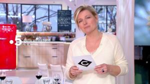 Anne-Elisabeth Lemoine dans C à Vous - 19/03/19 - 01