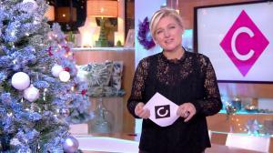 Anne-Elisabeth Lemoine dans C à Vous - 24/12/18 - 01