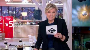 Anne-Elisabeth Lemoine dans C à Vous - 27/02/19 - 01