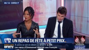 Aurélie Casse dans Première Edition - 31/12/18 - 07