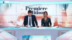 Aurélie Casse dans Première Edition - 31/12/18 - 09
