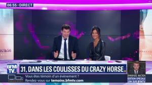 Aurélie Casse dans Première Edition - 31/12/18 - 13