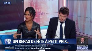 Aurélie Casse dans Première Edition - 31/12/18 - 19