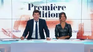 Aurélie Casse dans Première Edition - 31/12/18 - 20