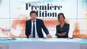 Aurélie Casse dans Première Edition - 31/12/18 - 21