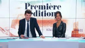 Aurélie Casse dans Première Edition - 31/12/18 - 27