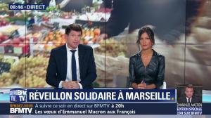 Aurélie Casse dans Première Edition - 31/12/18 - 30