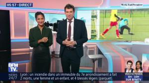 Aurélie Casse dans Week-End Première - 10/02/19 - 02