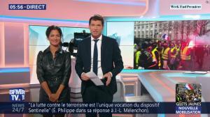Aurélie Casse dans Week-End Première - 23/03/19 - 01
