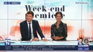 Aurélie Casse dans Week-End Première - 23/03/19 - 03
