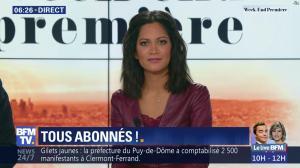 Aurélie Casse dans Week-End Première - 24/02/19 - 03