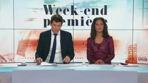 Aurélie Casse dans Week-End Première - 24/02/19 - 05