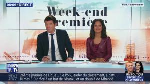 Aurélie Casse dans Week-End Première - 24/02/19 - 06