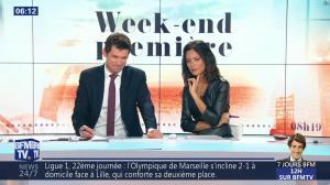 Aurélie Casse dans Week-End Première - 26/01/19 - 03