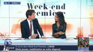 Aurélie Casse dans Week-End Première - 26/01/19 - 04
