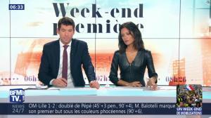 Aurélie Casse dans Week-End Première - 26/01/19 - 07
