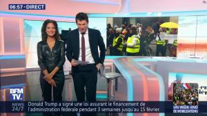 Aurélie Casse dans Week-End Première - 26/01/19 - 09