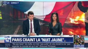 Aurélie Casse dans Week-End Première - 26/01/19 - 10
