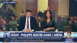 Aurélie Casse dans Week-End Première - 26/01/19 - 11