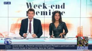 Aurélie Casse dans Week-End Première - 26/01/19 - 15