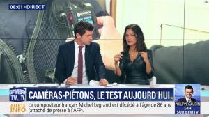 Aurélie Casse dans Week-End Première - 26/01/19 - 17
