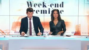 Aurélie Casse dans Week-End Première - 26/01/19 - 19
