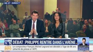 Aurélie Casse dans Week-End Première - 26/01/19 - 20