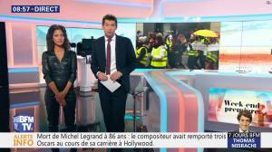 Aurélie Casse dans Week-End Première - 26/01/19 - 21