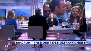 Bénédicte Le Chatelier dans 24h Week-End - 13/10/18 - 01