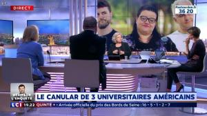 Benedicte Le Chatelier dans 24h le Week-End - 13/10/18 - 06