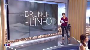 Benedicte Le Chatelier dans le Brunch - 13/10/18 - 01