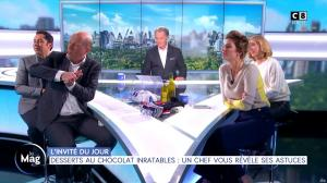 Caroline Delage dans William à Midi - 06/03/19 - 08