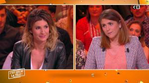 Caroline Ithurbide dans c'est Que de la Télé - 03/05/19 - 02