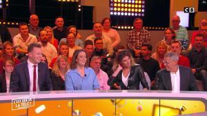 Caroline Ithurbide dans c'est Que de la Télé - 03/05/19 - 03