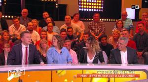Caroline Ithurbide dans c'est Que de la Télé - 03/05/19 - 08
