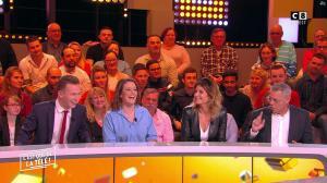 Caroline Ithurbide dans c'est Que de la Télé - 04/02/19 - 01