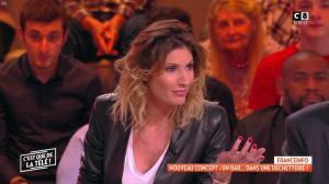 Caroline Ithurbide dans c'est Que de la Télé - 04/02/19 - 03