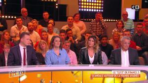 Caroline Ithurbide dans c'est Que de la Télé - 04/02/19 - 04